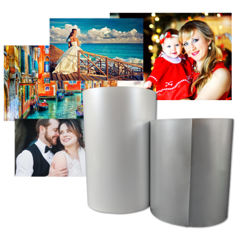 DNP DS820A 8x12 Silver Pearl Luxury Media