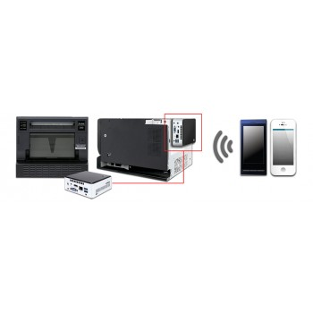 Mitsubishi SelFone Wireless Print Station for CP-D90DW