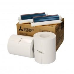 Mitsubishi 4x6 Print Kit for CP-9000DW / CP-9500DW / CP-9550DW